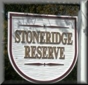 Stoneridge Reserve - click for detail